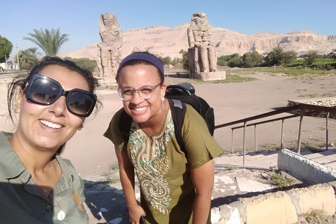 overnight trip to luxor city from Cairo by round domestic flight
