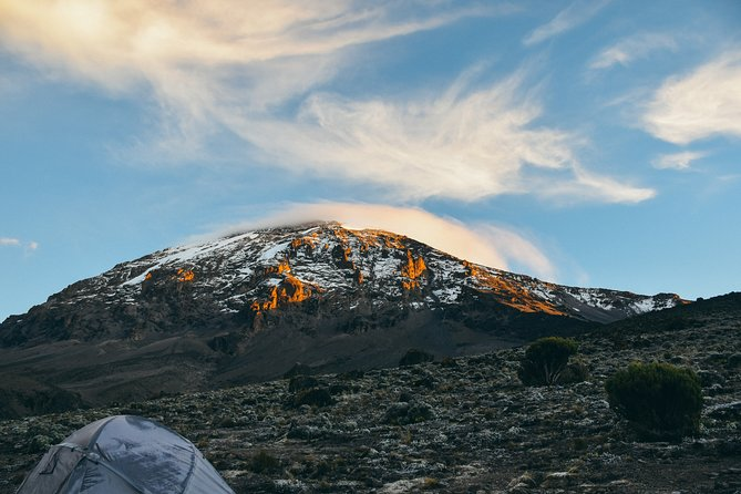 Mountain Kilimanjaro Hike Rongai Route (6 Days)