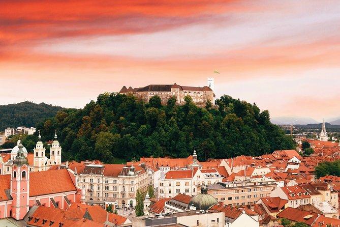 Ljubljana City Shared Tour from Koper