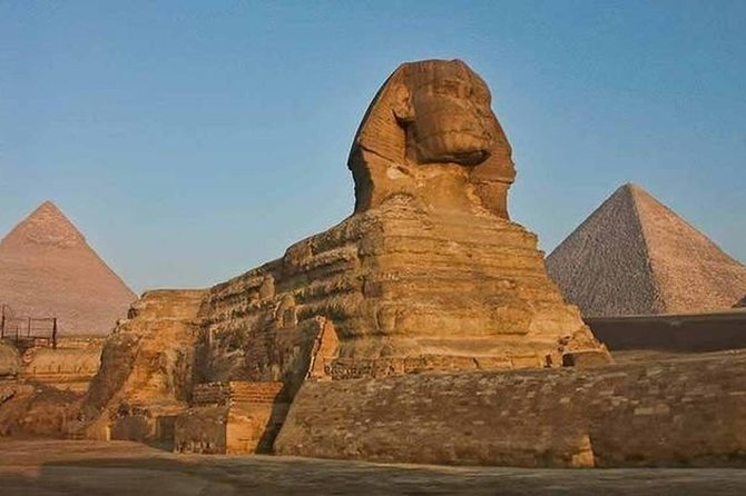 4-Hour Private Guided Trip to Giza Pyramids and Sphinx from Cairo