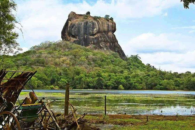 Sigiriya and Dambulla from Colombo