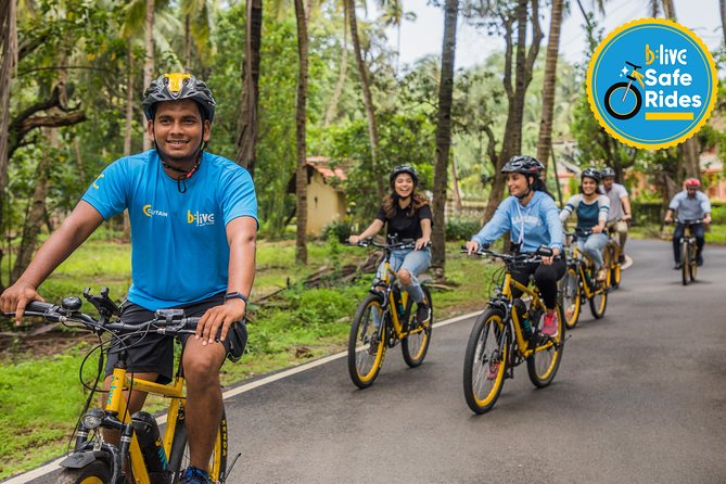 BLive Electric Bike Tours - Stories By The Bay