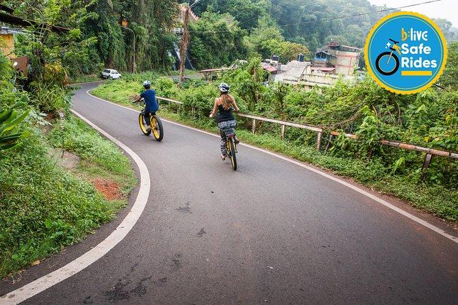 BLive Electric Bike Tours - The Making of Panaji - 90 Min Ride
