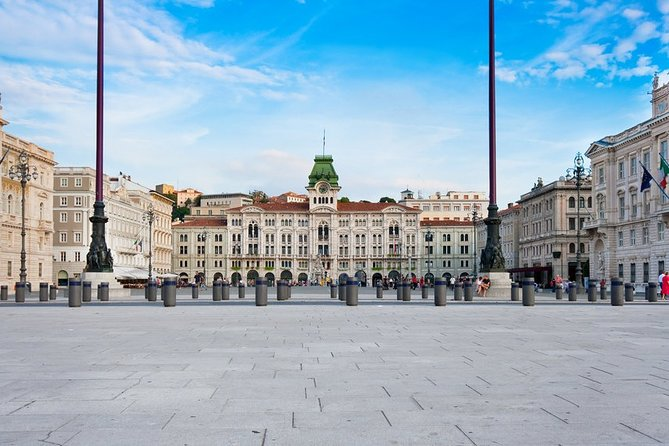 Trieste City Transfer Shared from Koper