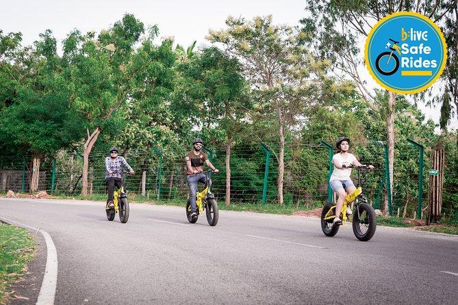 BLive Electric Bike Tours - Majestic Mysore
