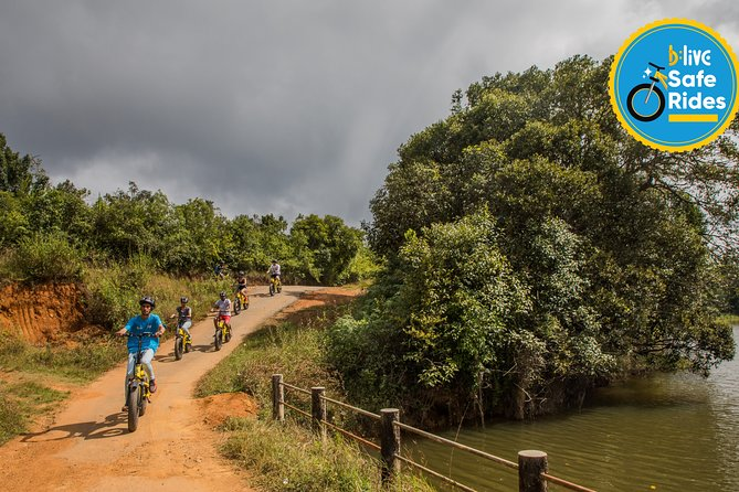 BLive Electric Bike Tours - Coorg Nature Trail (Madikeri)