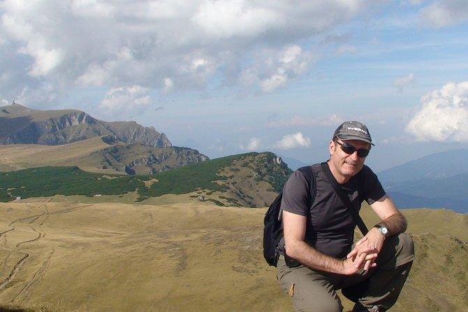 Private Tour:Transbucegi Highway,Bolboci Lake,Ialomitei Cave tour from Brasov