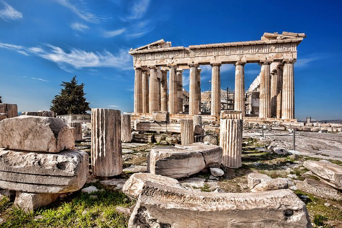 Acropolis Exclusive Private Tour