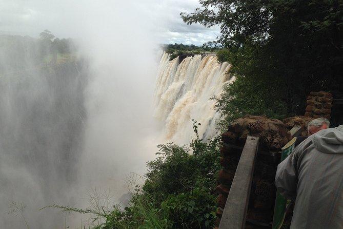 Half-Day Private Tour to Victoria Falls