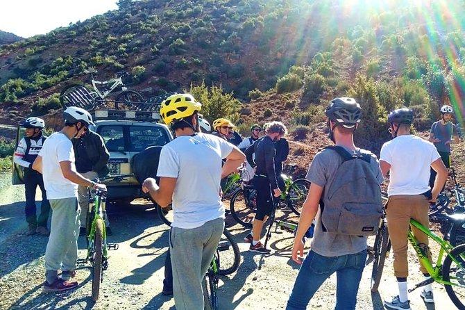 Adventure Mountain Biking in High Atlas