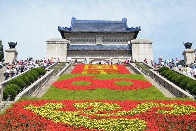 Private Amazing Nanjing City Day Tour in Your Way