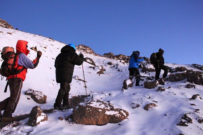 Kilimanjaro - 6 Days 5 Nights - Marangu Route