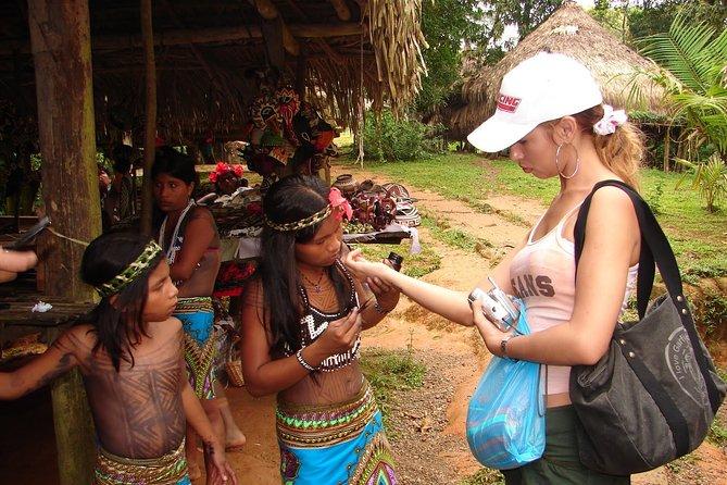Embera Indigenous Villages Tour