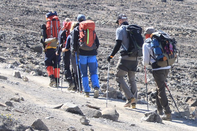 Kilimanjaro - 5 Days 4 Nights - Marangu Route