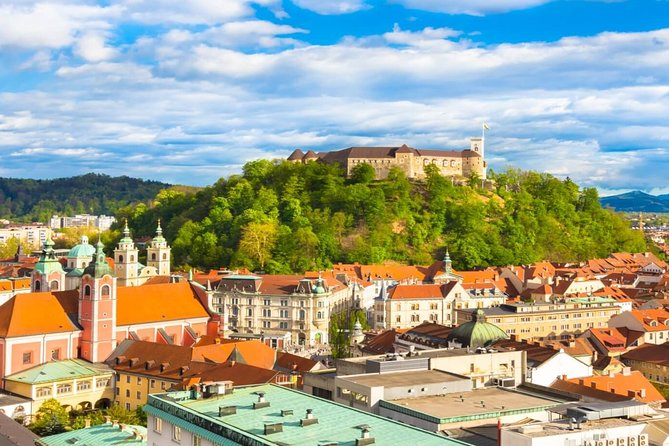 Ljubljana & Postojna cave   Private off cruise excursion from Koper