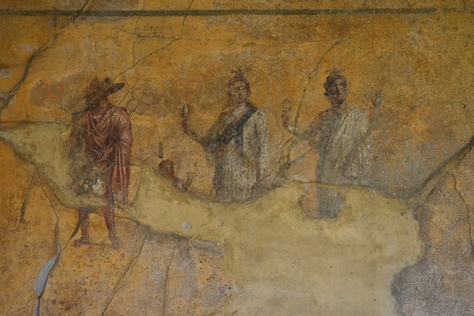 Percy Jackson & The Olympians Skip-the-Line Small Group Tour in Pompeii