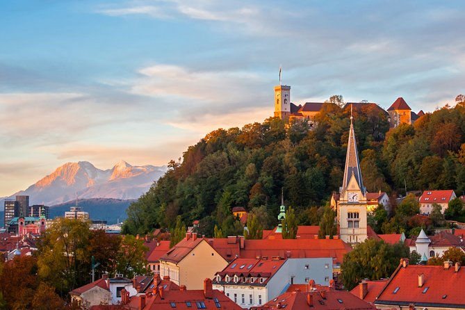 Bled & Ljubljana | Private off cruise excursion from Koper