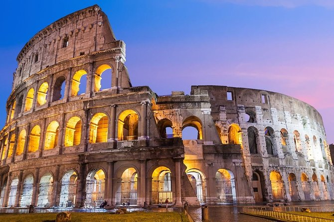 Roman Forum & Palatine Hill Skip-The-Line with Optional Upgrade Guided Tour