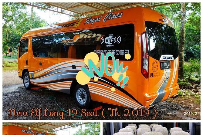 Full Day Bus Rental, 19 Seater