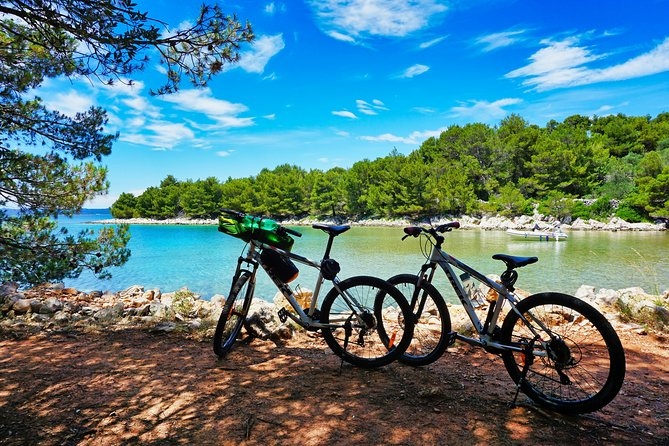 Ugljan Island Self-Guided Bike Tour