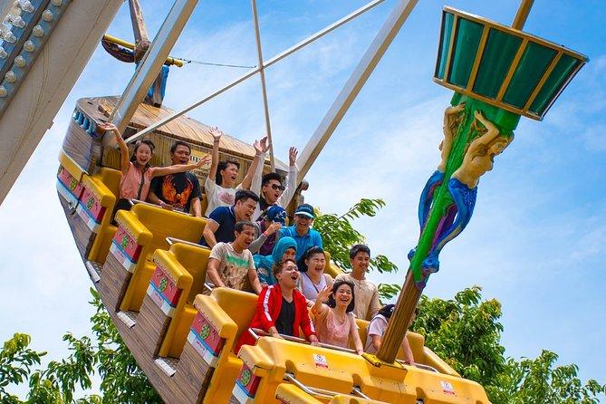 Dream World Bangkok Amusement Park Admission Pass