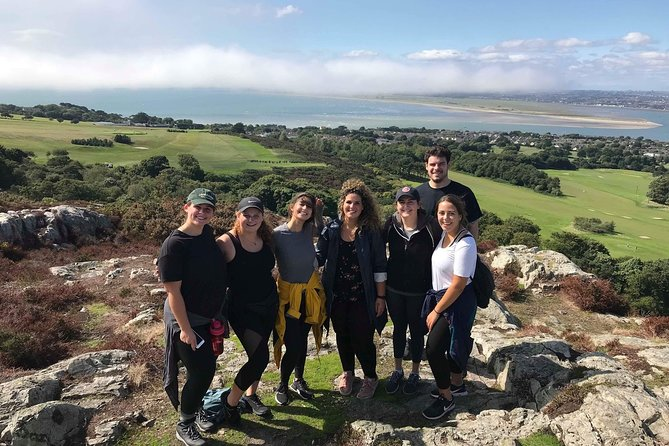 Howth Peninsula Hiking Tour