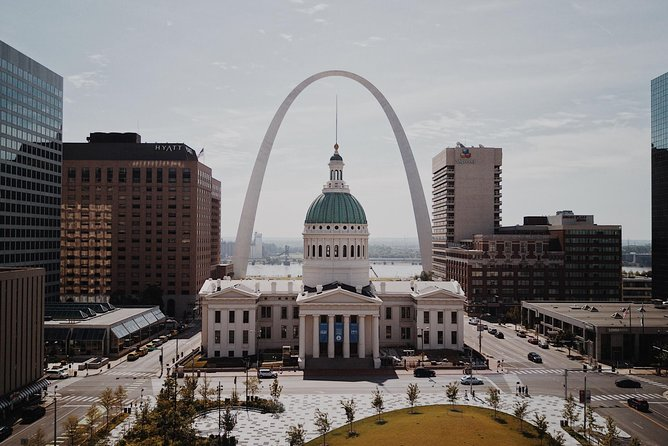 The best of Saint Louis walking tour