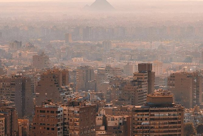 Cairo City Tour to the Egyptian Museum, Citadel & Old Cairo