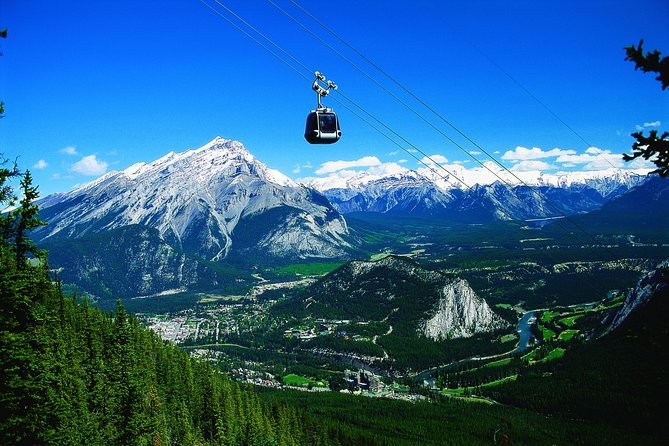 Banff Area Full Day & Hiking Tour from Calgary