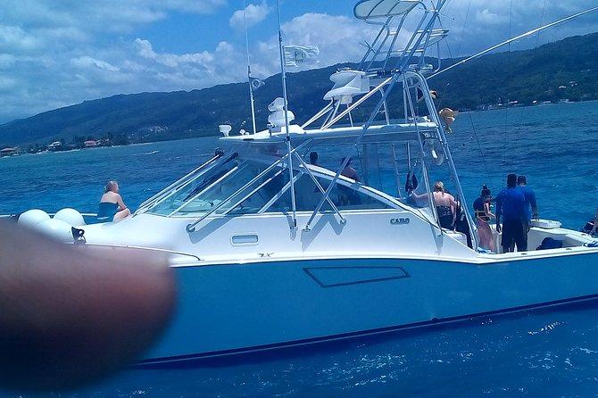 Ocho Rios Shore Excursion: Private Snorkel Tour