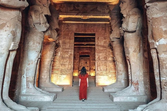 Day tour to Abu Simbel and Aswan