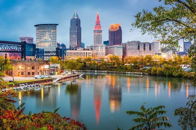 Romantic tour in Cleveland