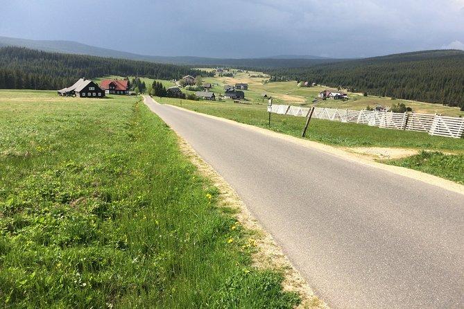 MTB cycling weekend - Jizera Mountains & Krkonose