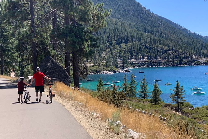Full Day Self-Guided Bike Tour of Lake Tahoe