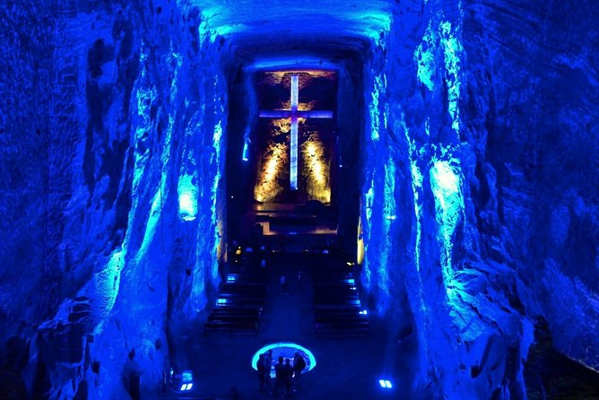 Half day Salt Cathedral with lunch