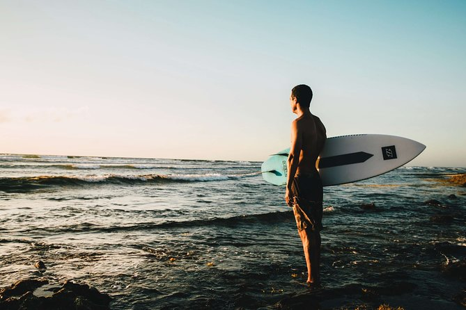 Basic Surf Lessons in Tulum