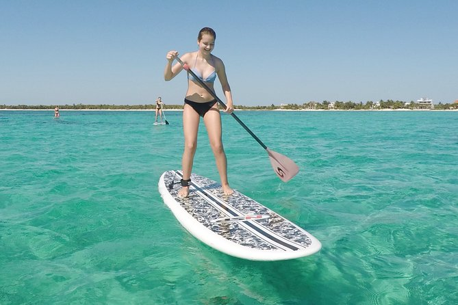 SUP - Paddleboarding Lessons In Tulum