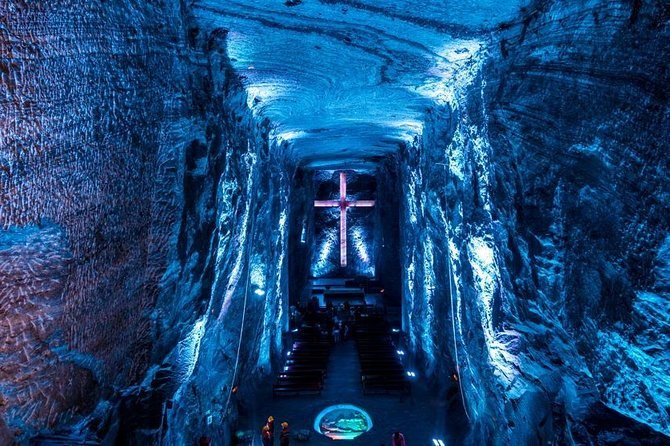 Full Day Salt Cathedral and Guatavita Tour from Bogota