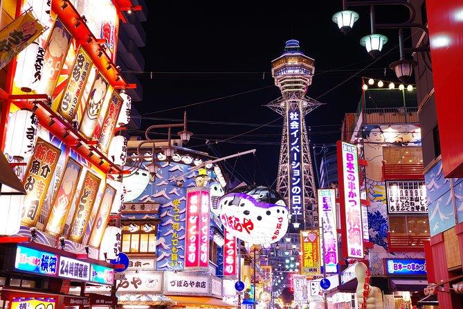 Romantic Tour In Osaka