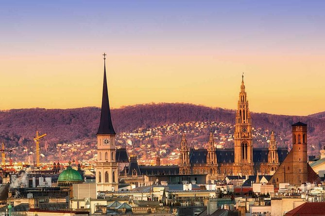 Vienna Arrival Private Transfers from Vienna Airport VIE to Vienna City