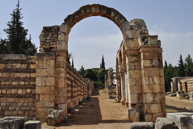 The best of Baalbek walking tour