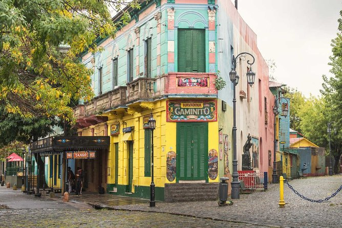 Private Walking Tour of La Boca in Buenos Aires