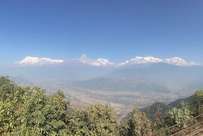 Endless Day Scenic Drive through Green Mountain Ridge in Pokhara