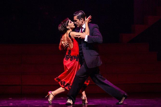 Tango Porteño Show Buenos Aires