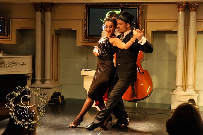 Gala Tango New Year's Eve Dinner & Tango Show