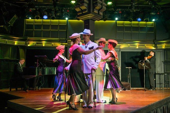 El Querandi Tango Show Buenos Aires