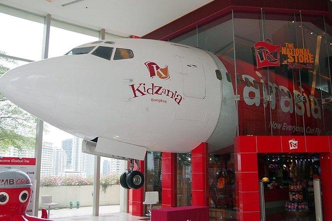 KidZania Bangkok Entrance Pass