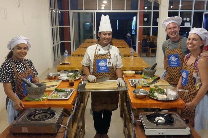 Dinner Cooking Class with Thai Master Chef at Sukho Cuisine Koh Lanta