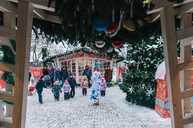 Magic Christmas tour in Sigulda