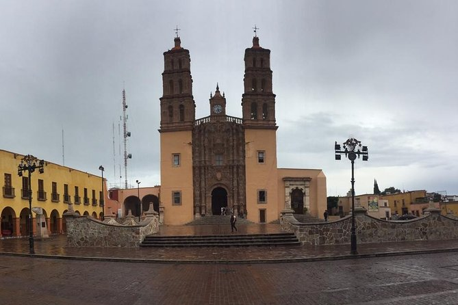 Magical town Dolores Hidalgo and Sanctuary of Atotonilco - San Miguel de Allende